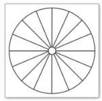 gratis download lege pendelkaart hele cirkel