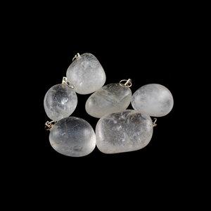 Bergkristal hangersteen, maat 2